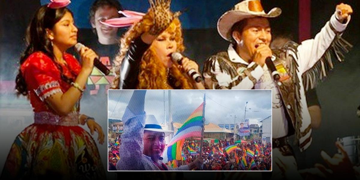 'Delfín hasta el fin', amigo de La Tigresa y Wendy Sulca, fue elegido como alcalde en Ecuador