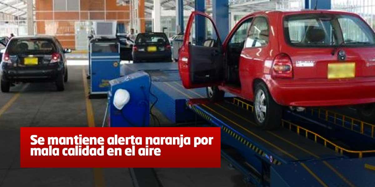 Cerca de la mitad de controles a gases vehiculares no pasan en Medellín
