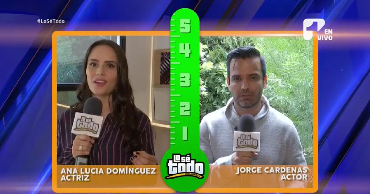 ¿Qué tanto se conocen Ana Lucía Domínguez y su esposo Jorge Cárdenas?