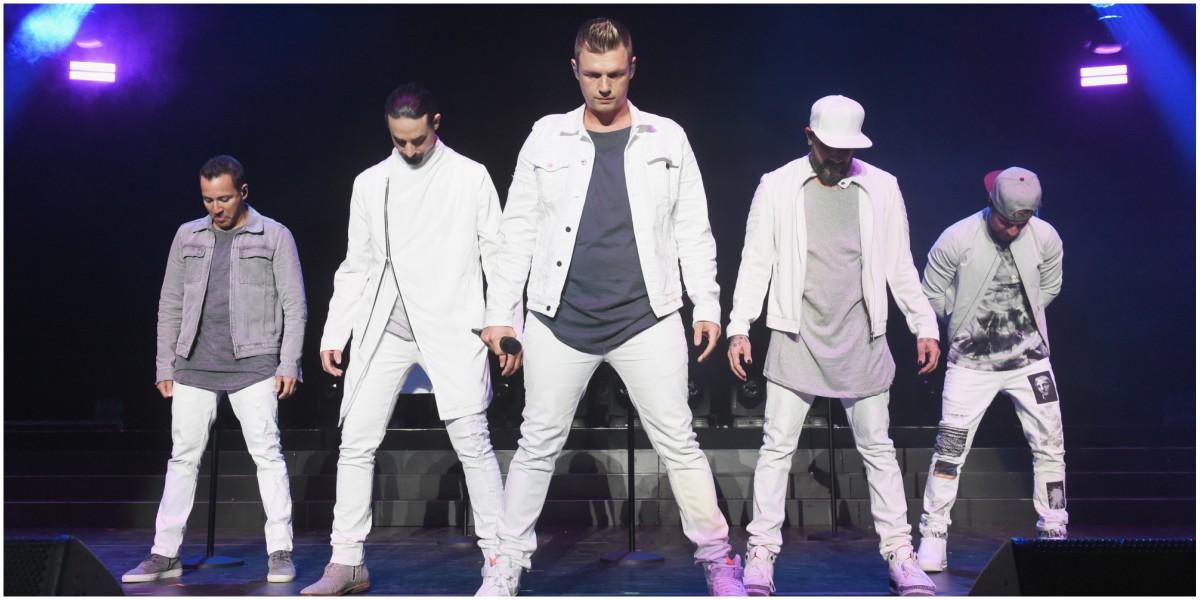 Backstreet Boys viña del mar 2019