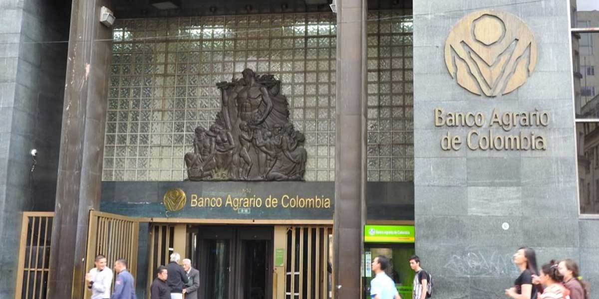 Banco Agrario de Colombia denuncia millonarios fraudes en préstamos
