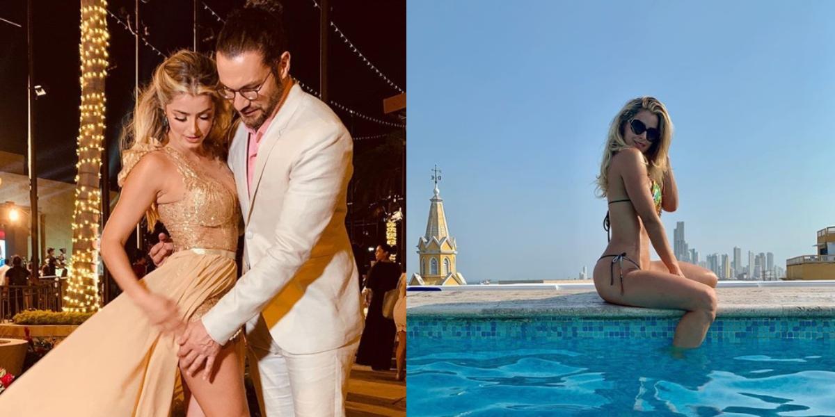 Cristina Hurtado y Josse Narváez se robaron el show en Cartagena
