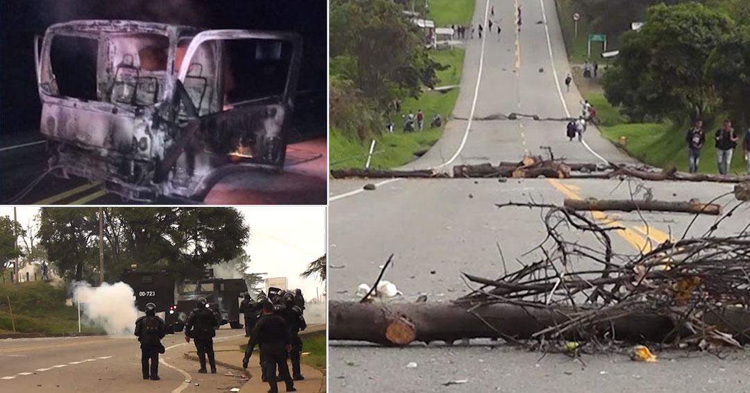 Morales, el municipio del que solo se habla cuando taponan la vía Panamericana