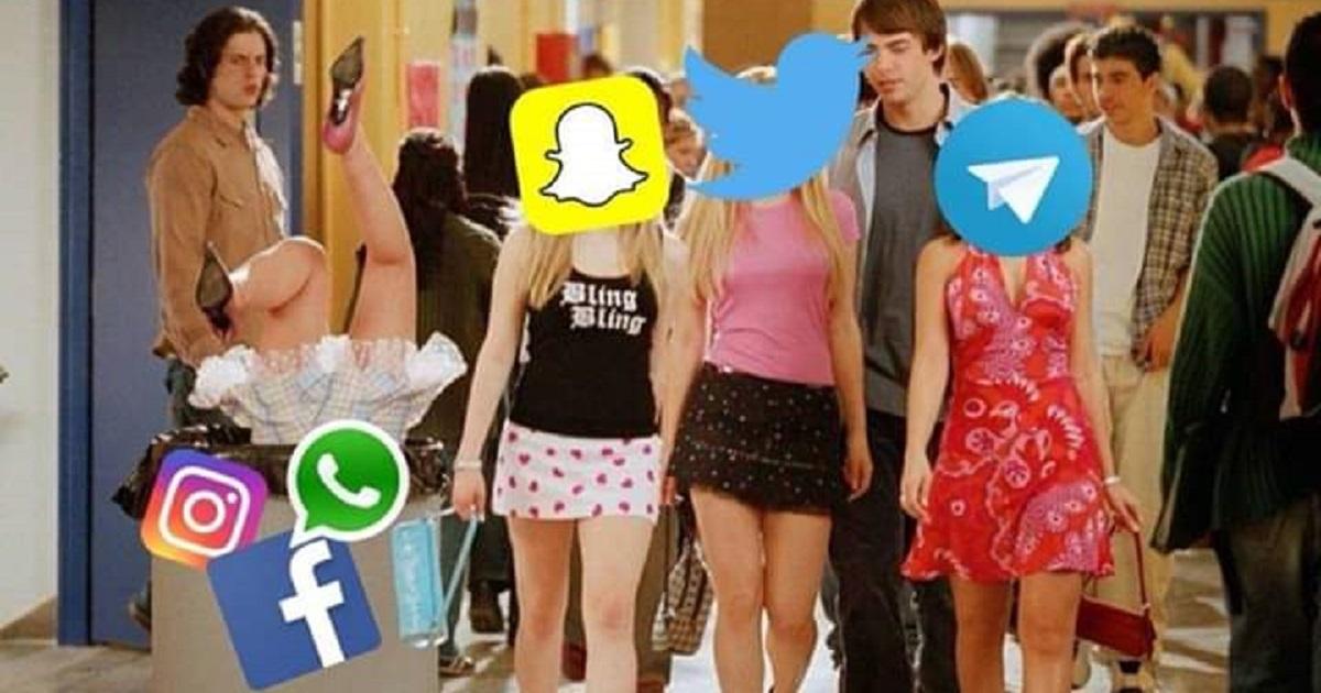 """""""La gente tuvo que prestarle atención al otro"""", y otras divertidas ironías de la caída de Facebook"""
