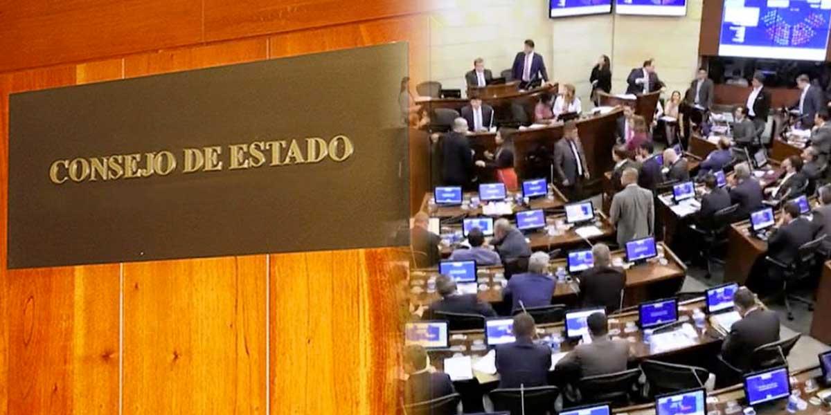 Consejo de Estado inicia estudio de demanda contra elección del Senado de la República
