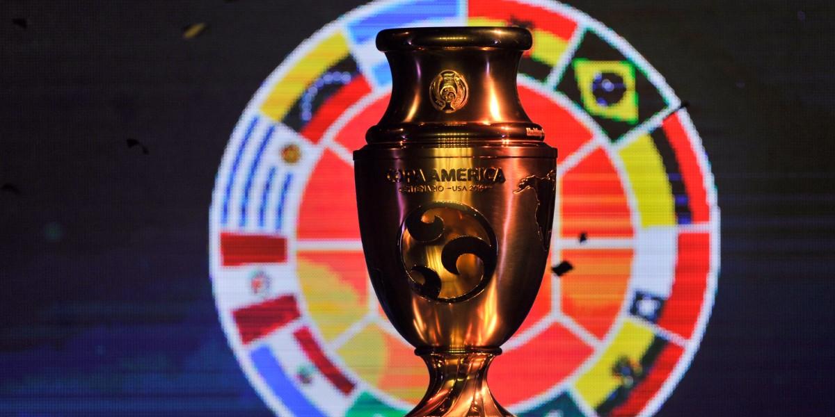 """""""Es el mejor torneo de la historia"""": Conmebol sobre la Copa América 2019"""
