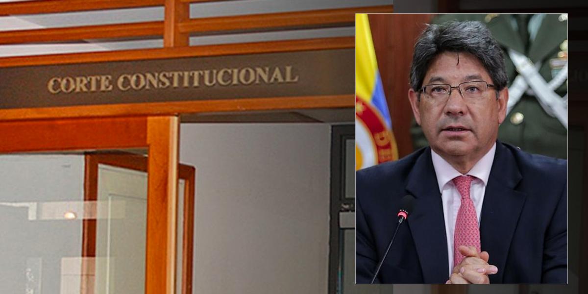 Corte Constitucional lanza libro sobre el acuerdo de paz