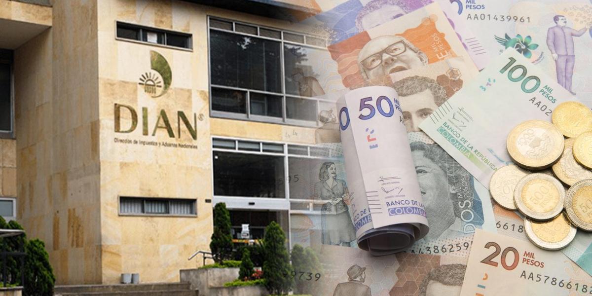 Recaudo de impuestos administrados por la DIAN aumentó 14.5 %