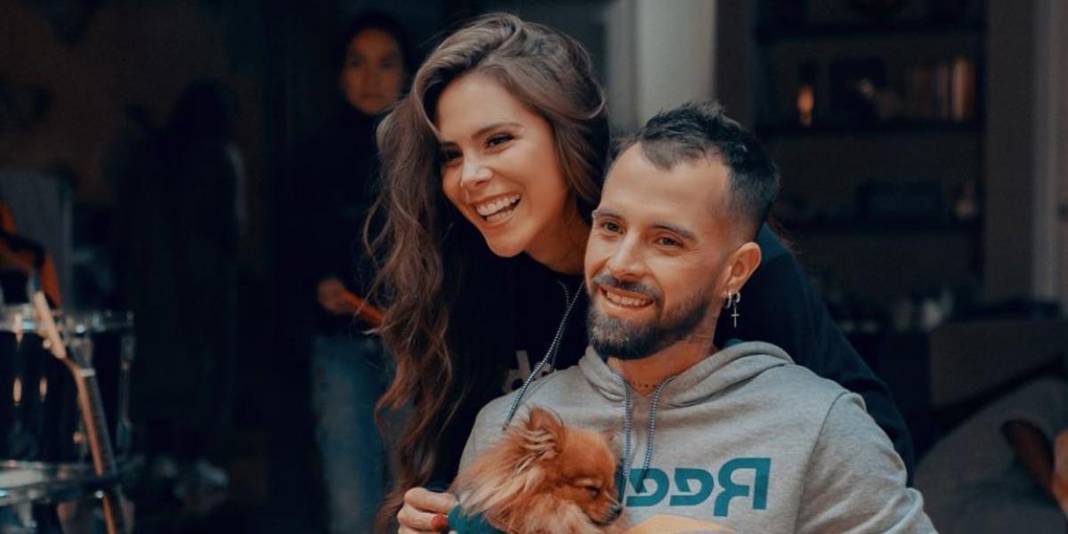 Greeicy y Mike Bahía, retenidos en Perú tras la cancelación de su concierto
