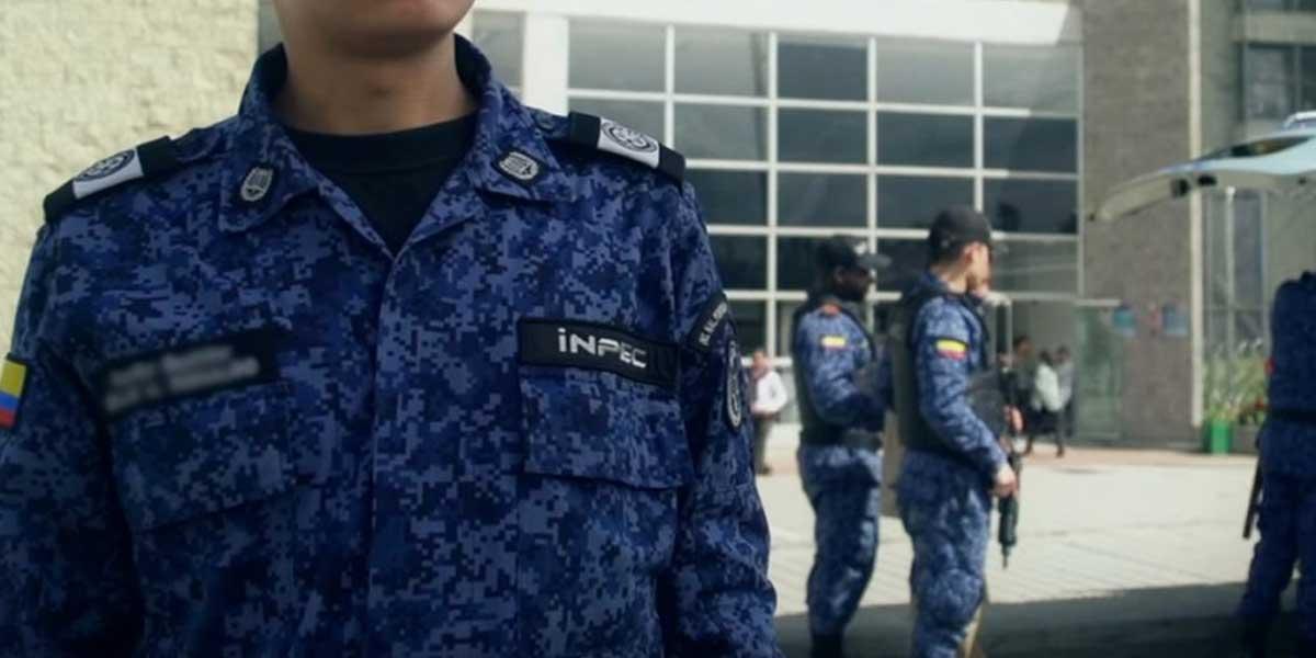 Capturan en La Picota a dragoneante vinculado en investigación por corrupción en cárceles