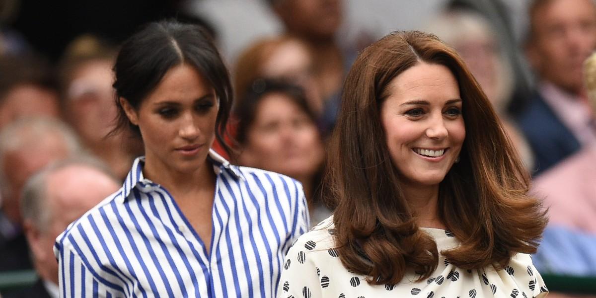 Kate Middleton y Meghan Markle tienen prohibido decir estas 7 palabras