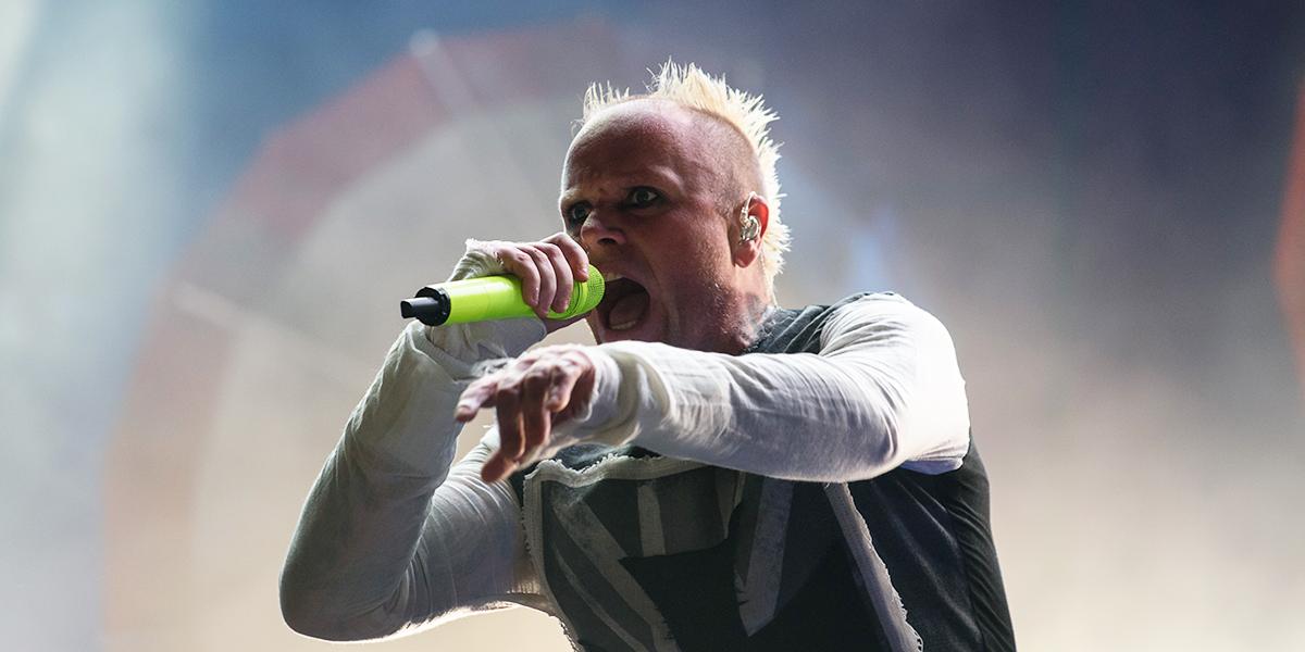 Muere a los 49 años el vocalista de 'The Prodigy', Keith Flint