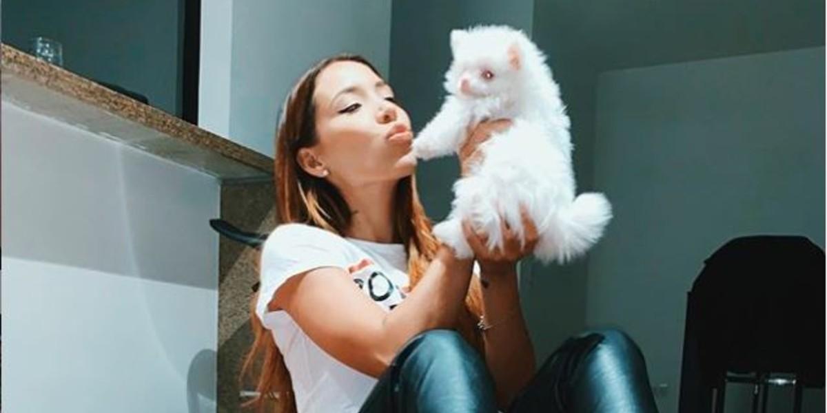Luisa Fernanda W se inspiró en famosa serie de Netflix para ponerle nombres a sus perros