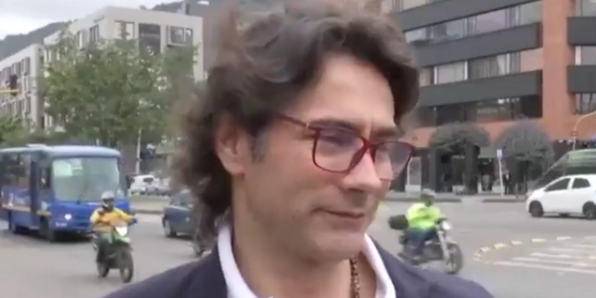 El actor Mauro Urquijo ahora sale con una modelo transexual