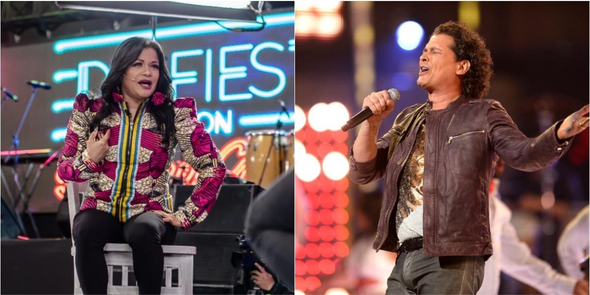 ¿Por qué se acabó la relación musical entre Mayte Montero y Carlos Vives?