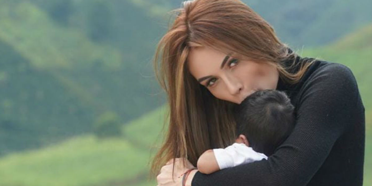 Cantando, así le respondió Sara Uribe a quienes la critican en redes sociales por su cuerpo