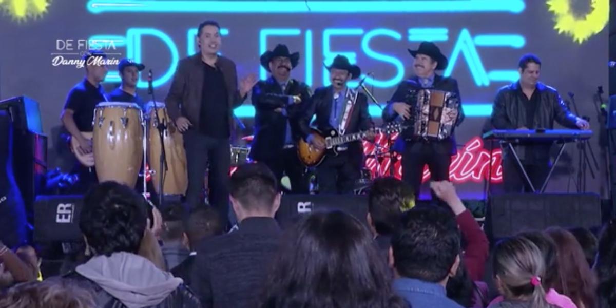 Los Rayos de México homenajearon a Miguel Morales cantando vallenato