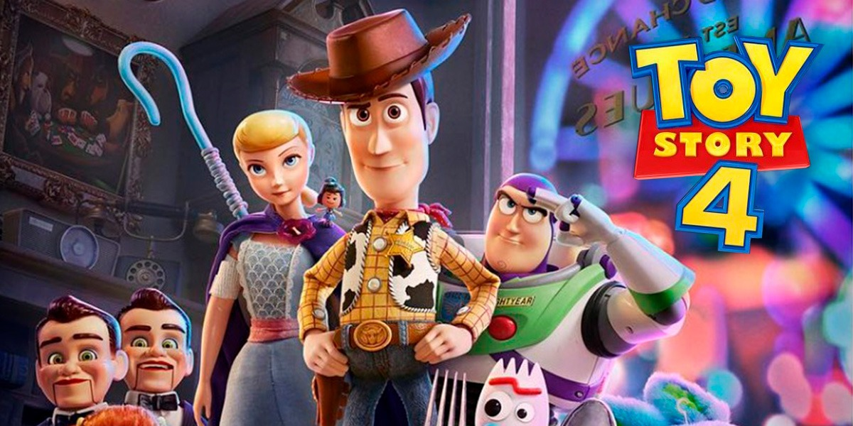 Este es el nostálgico primer tráiler de Toy Story 4