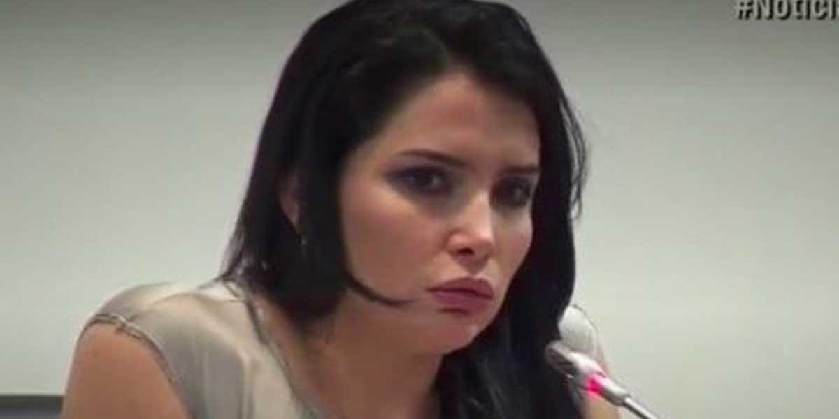 Con recurso de apelación buscan tumbar condena de Aida Merlano