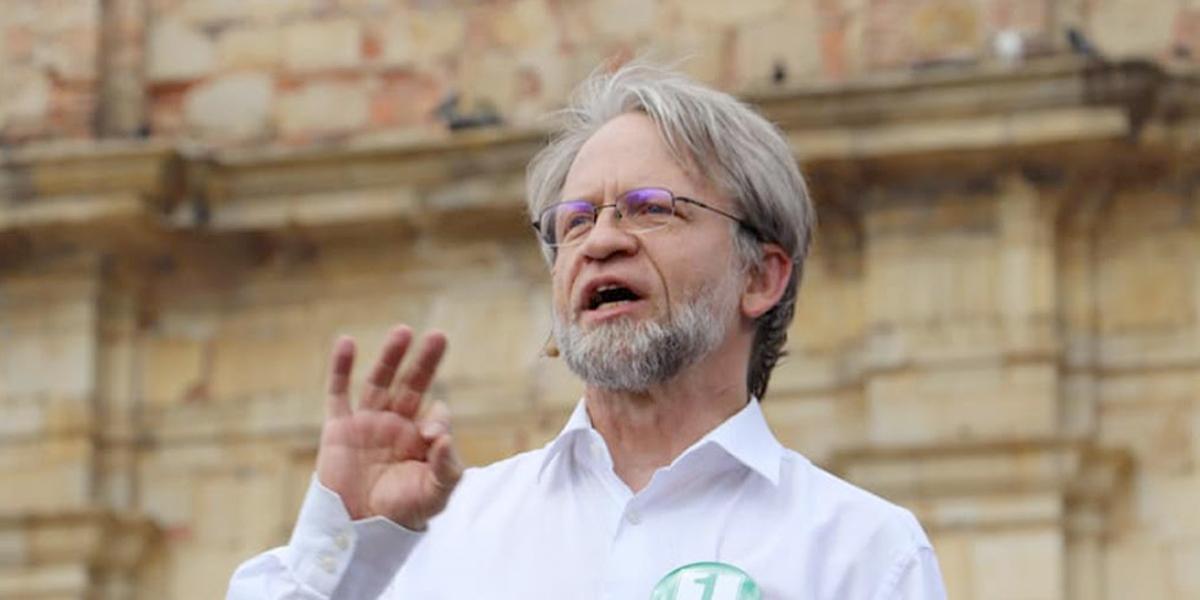 Consejo de Estado mantiene la investidura de Antanas Mockus