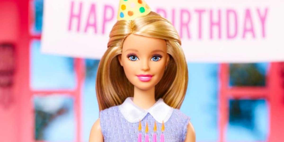 'Barbie', la muñeca más famosa del mundo celebra su cumpleaños número 60