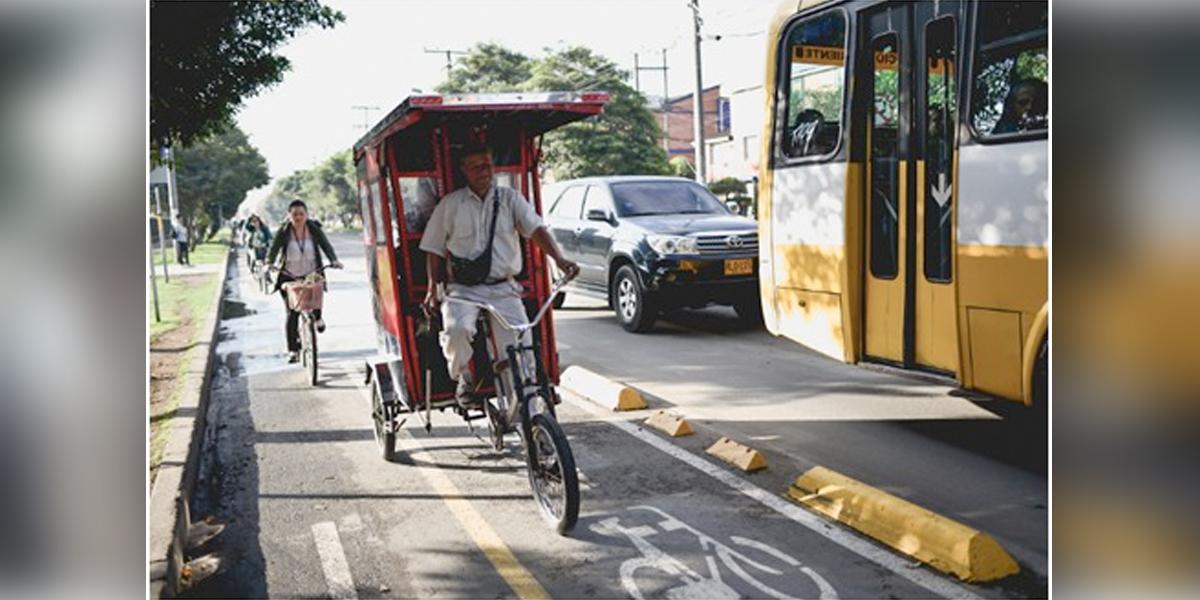 Distrito avanza en el censo de bicitaxis para reglamentar su uso