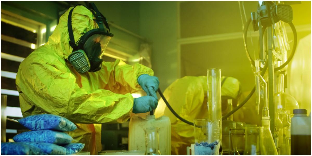 condenan profesor quimica drogas labotario breaking bad