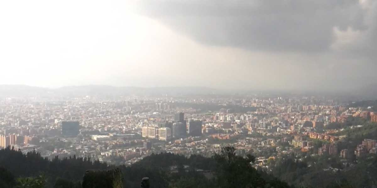 ¿A qué se debe la mala calidad del aire en Bogotá?