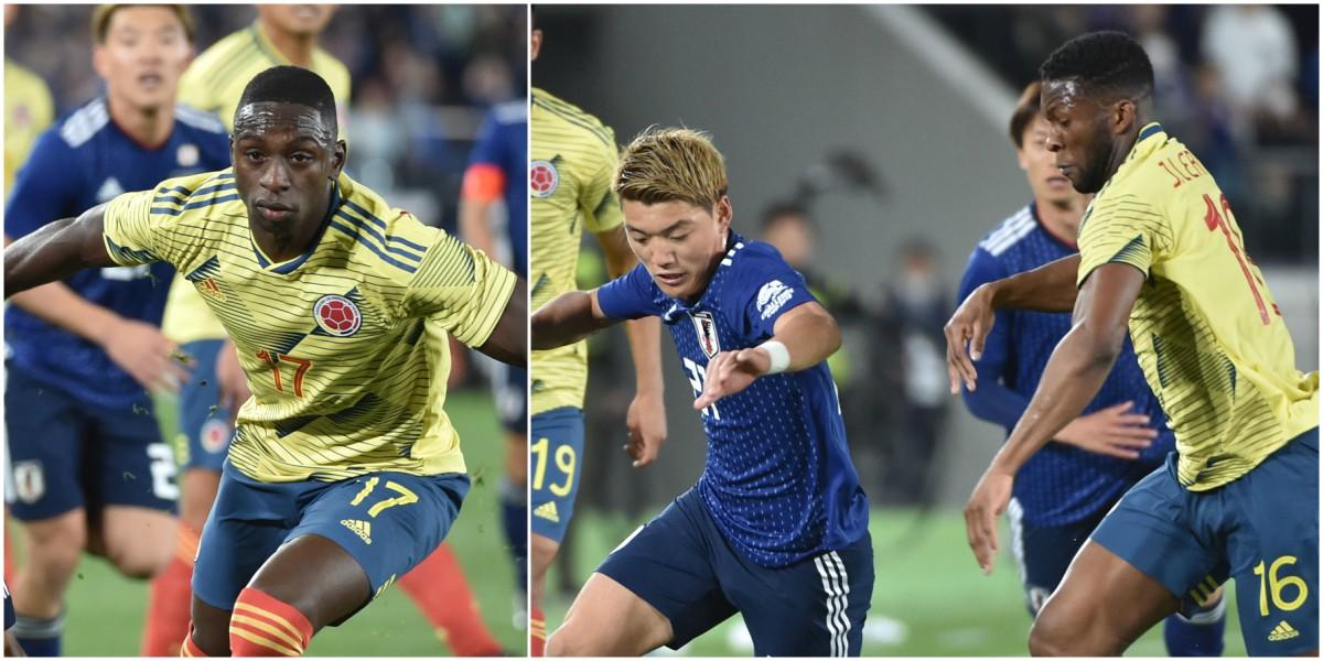 criticas machado lerma colombia vs japon