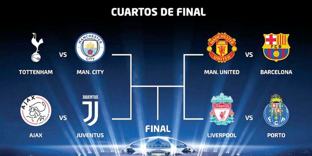 Cuartos de final Champions: ¿Cristiano y Messi sólo se medirán en la final?