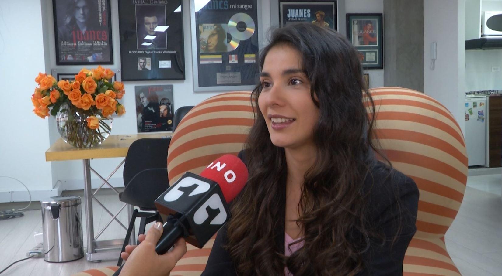 Eileen Moreno liderará fundación contra el maltrato a la mujer