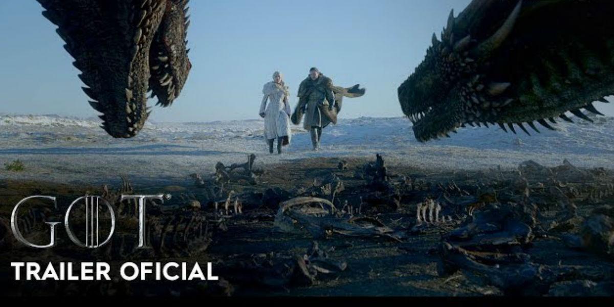¡Por fin! Revelan el primer tráiler del final de Game of Thrones