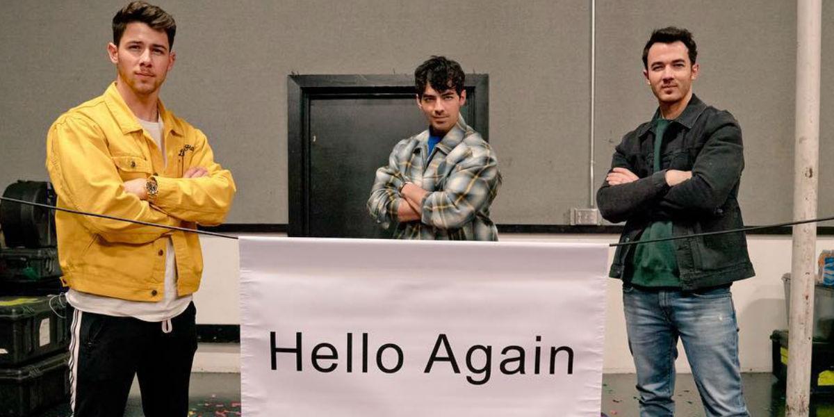 Después de 6 años, los Jonas Brothers se reúnen para este lanzamiento