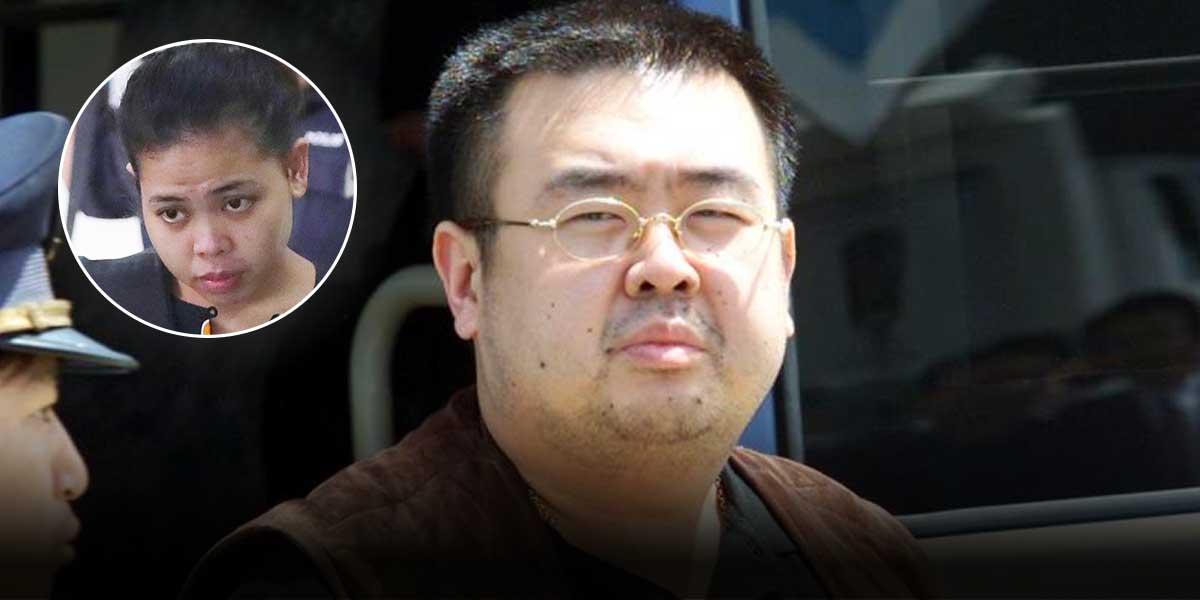 Retiran cargos contra una de las acusadas en el asesinato de Kim Jong-nam