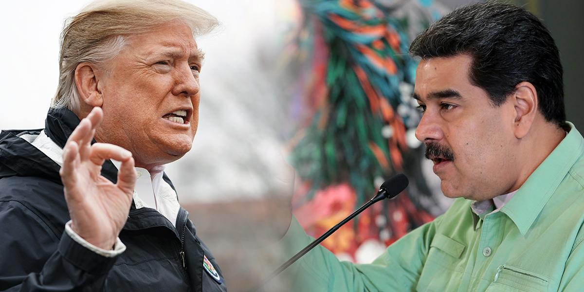 Maduro pide a Dios 'meta su mano' y mejore relación entre Venezuela y EE.UU.
