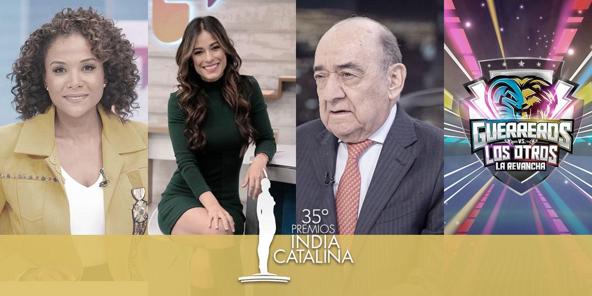 Así podrás votar por Canal 1 en los Premios India Catalina 2019