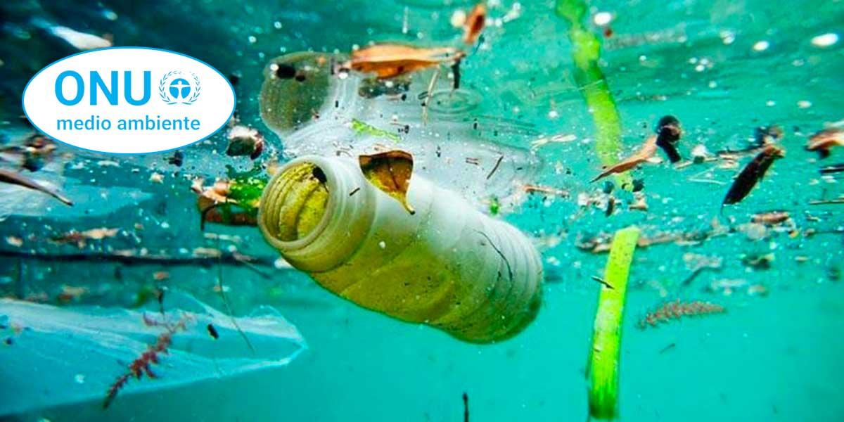 Foro de ONU propone usar alternativas para combatir la polución de plástico