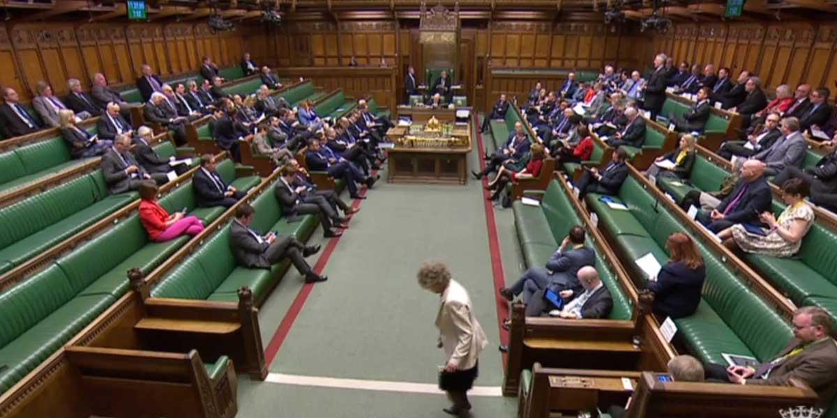 El Parlamento británico empieza debate sobre acuerdo del Brexit