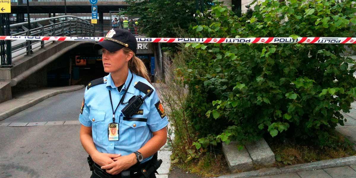 Ataque con cuchillo en una escuela de Oslo deja varios heridos
