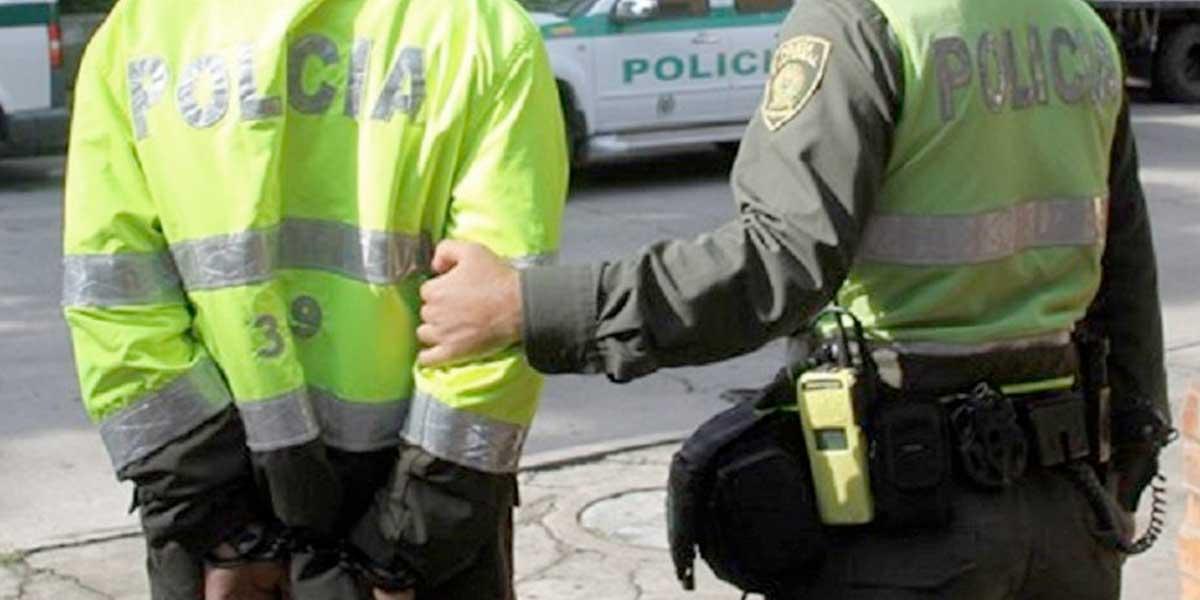 Banda de asaltantes de bancos era integrada por siete policías activos