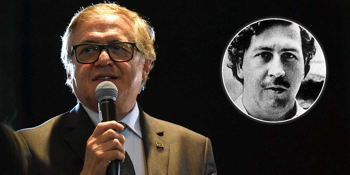 Mineducación de Brasil pone como ejemplo a Pablo Escobar