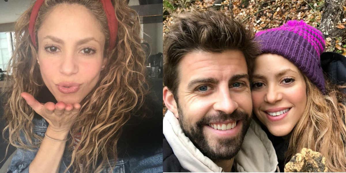 Las fotos 'hot' de Shakira que se filtraron en redes sociales y su desplante a Piqué