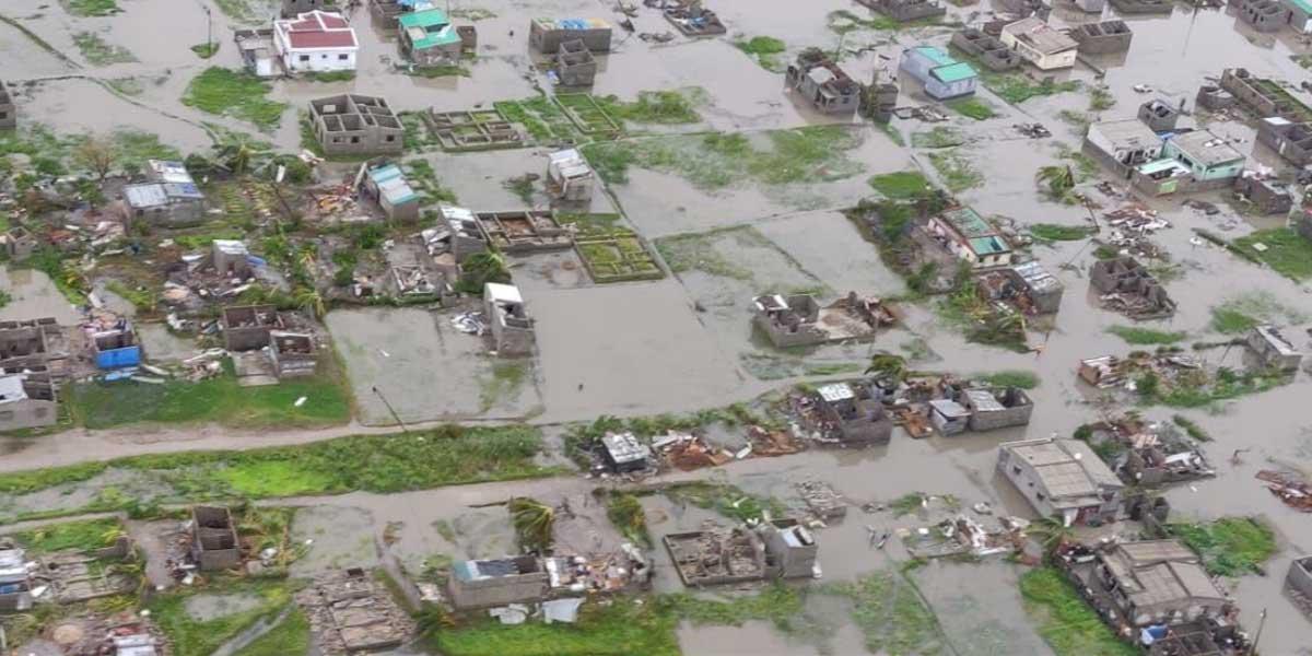 Aumenta a 222 la cifra de muertos por paso del ciclón Idai en África