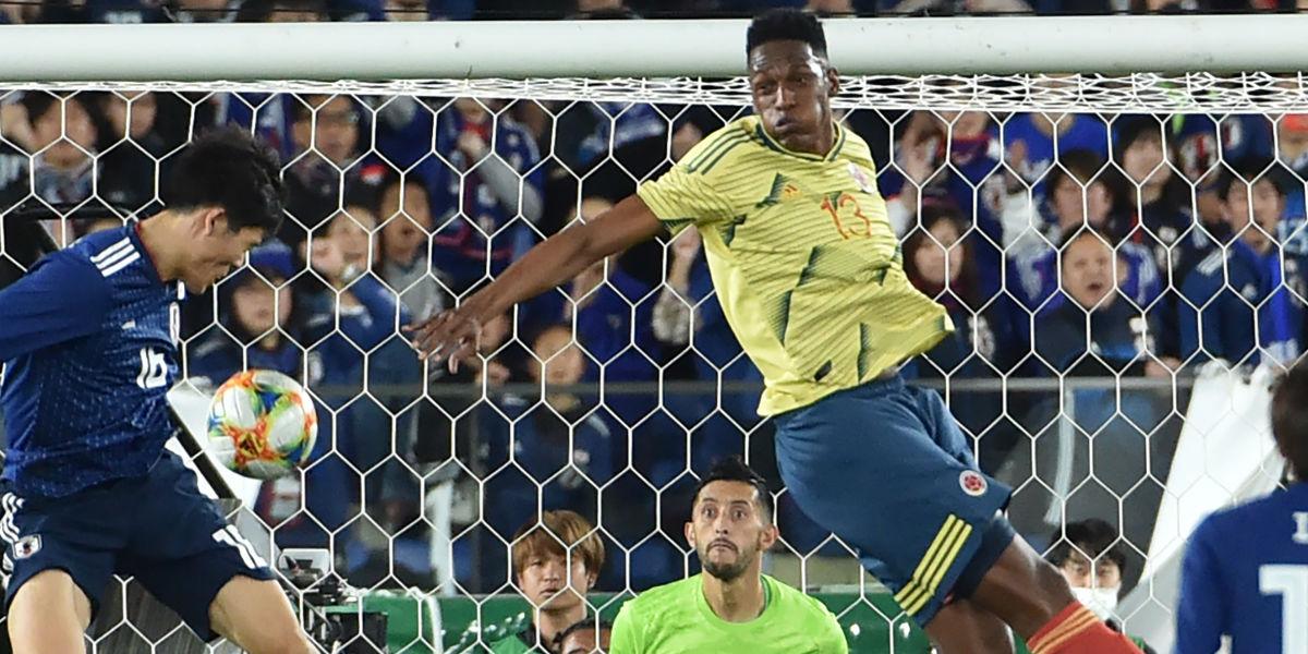 En el Everton están furiosos con la Selección Colombia por cómo les regresaron a Yerry Mina