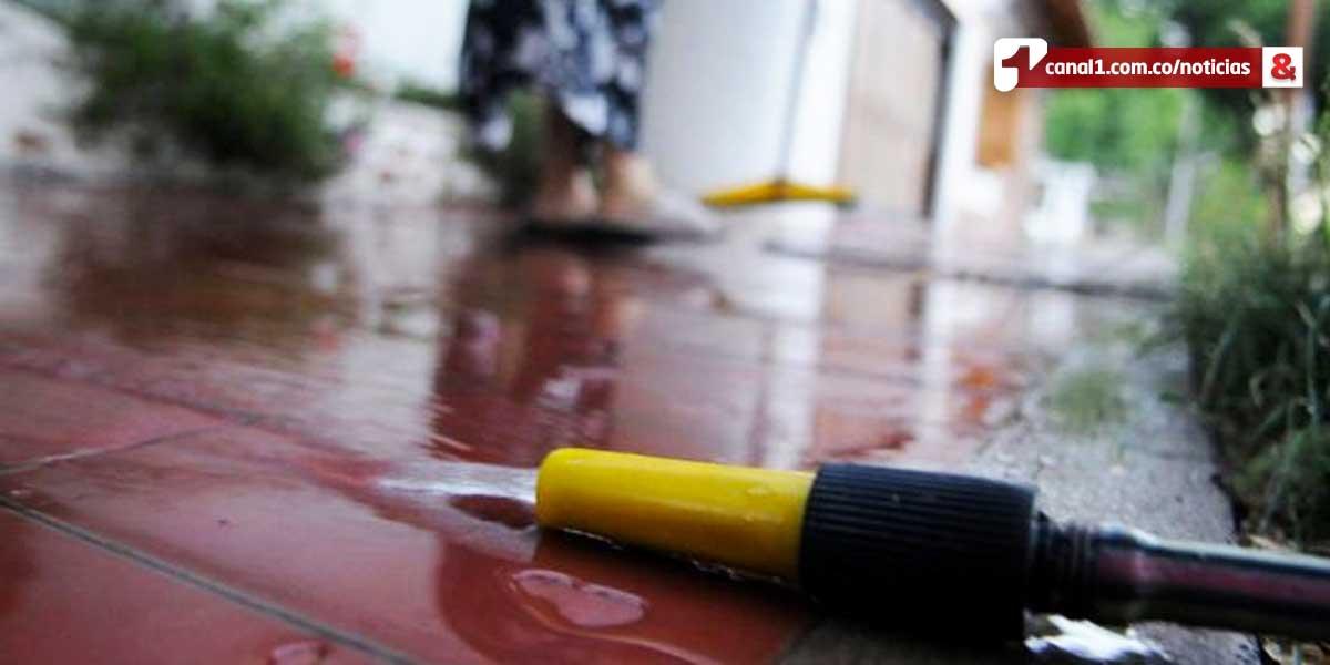 Gobierno expide decreto contra el derroche de agua