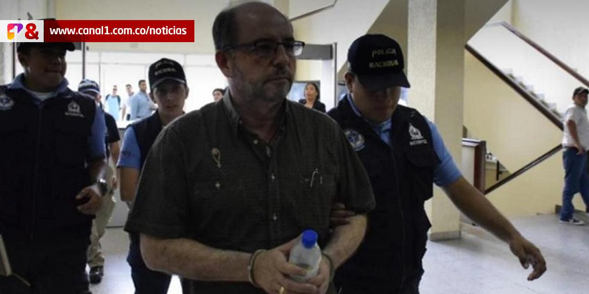 Capturan en Honduras a excongresista Alonso Acosta, pedido en extradición por parapolítica