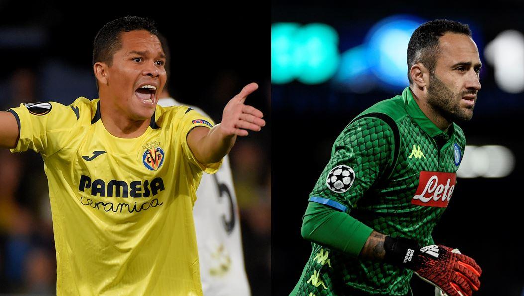 Napoli y Villarreal, sin los colombianos, quedaron eliminados de Europa League