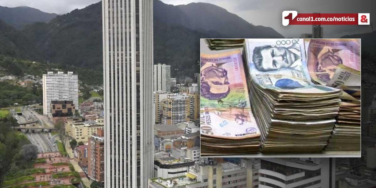 Distrito emitirá $ 2 billones en bonos