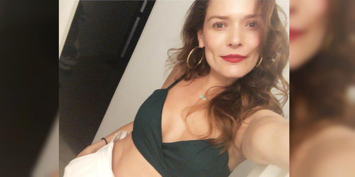La actriz Carolina Acevedo habla de su nuevo amor