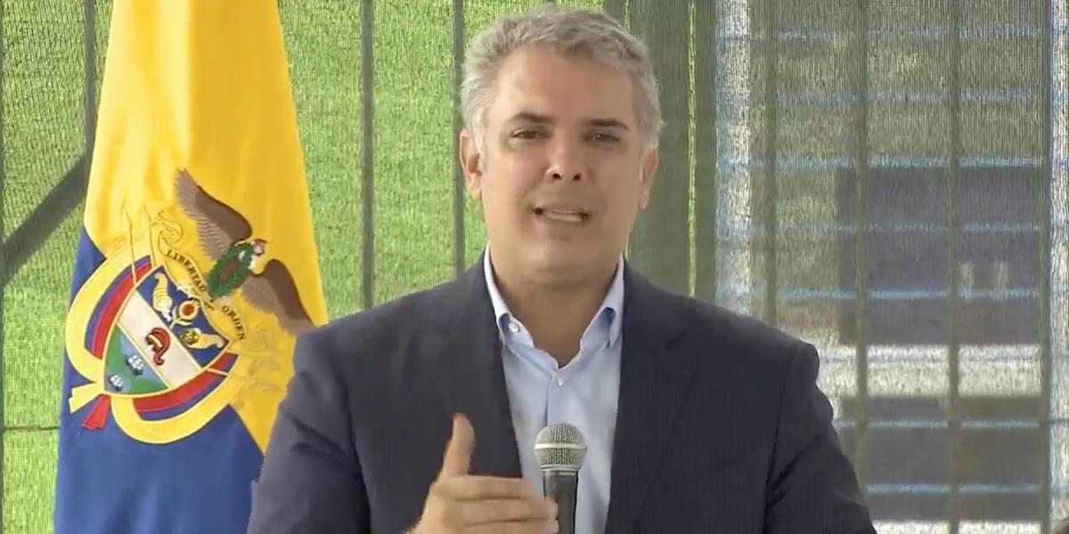 Duque cancela reunión con líderes indígenas por garantías de seguridad en Caldono, Cauca
